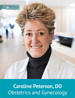 Caroline Peterson, DO